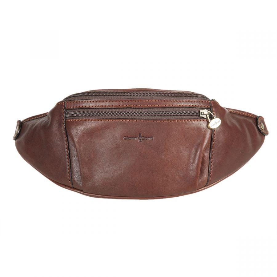 Мужская поясная сумка Gianni Conti
