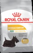 Royal Canin Mini Dermacomfort Корм для собак мелких размеров с раздраженной и зудящей кожей, 3 кг