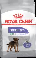 Royal Canin Mini Sterilised Корм для стерилизованных собак мелких пород  3кг