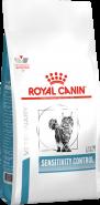 Royal Canin SENSITIVITY CONTROL SC27 (утка) - Диета для кошек при пищевой аллергии/непереносимости (1,5 кг)
