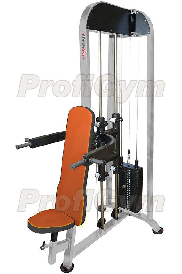 ТГ-0260-C Тренажер для вертикального жима сидя серия Classic