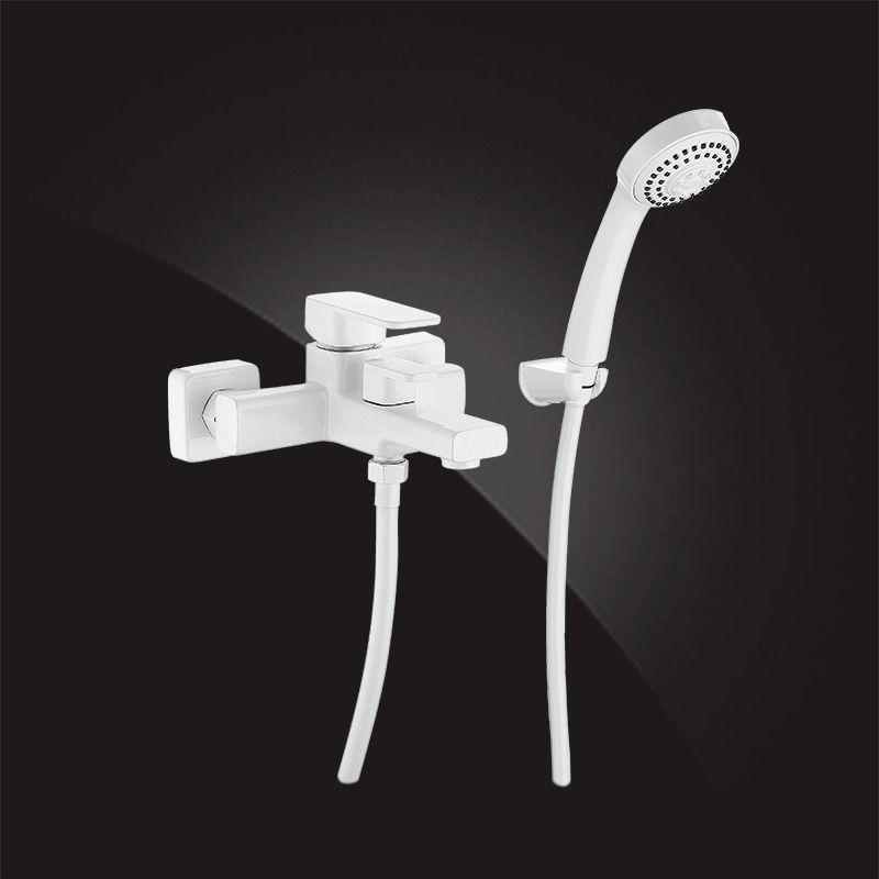Elghansa Mondschein 2320235-White Смеситель для ванны