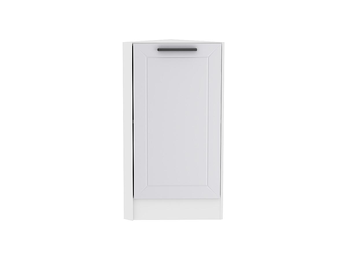 Шкаф нижний торцевой Глетчер НТ300 (Гейнсборо Силк)