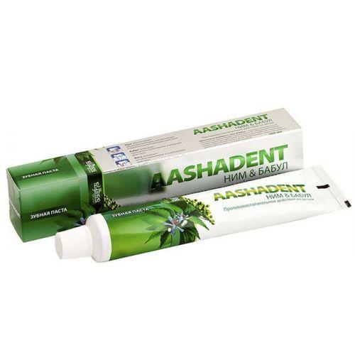 Зубная паста | Ним-Бабул | 100 г | Aasha