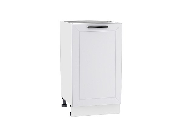 Шкаф нижний Глетчер Н450 (Гейнсборо Силк)