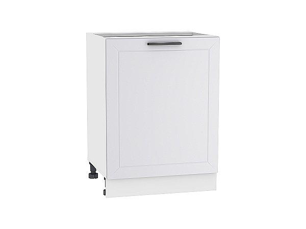 Шкаф нижний Глетчер Н600 (Ф46) (Гейнсборо Силк)