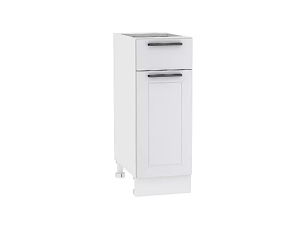 Шкаф нижний Глетчер Н301 (Гейнсборо Силк)