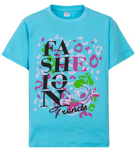 """Футболка для девочек 10-13 лет Sladikmladik """"Fashion frends"""""""