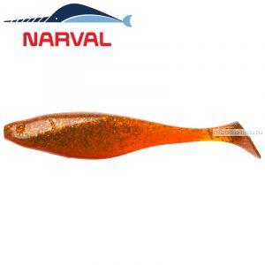Мягкие приманки Narval Commander Shad 100 мм / упаковка 5 шт / цвет: 005 Magic Motoroil