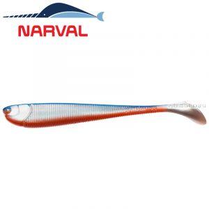Мягкие приманки Narval Slim Minnow 90 мм / упаковка 6 шт / цвет: 001 Blue Back Shiner