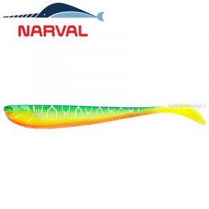 Мягкие приманки Narval Slim Minnow 90 мм / упаковка 6 шт / цвет: 002 Blue Back Tiger
