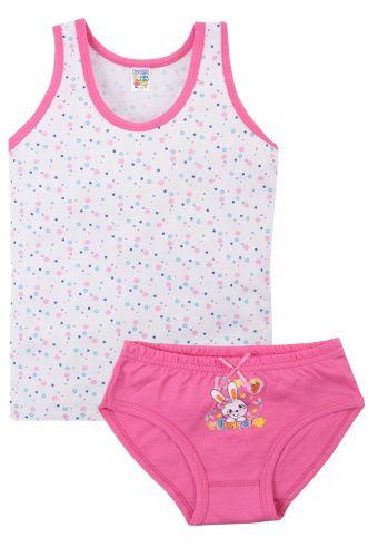 Комплект белья для девочек 3-7 лет BABY STYLE M163