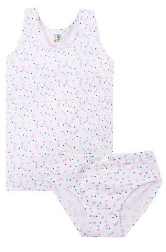 Комплект белья для девочек 3-7 лет BABY STYLE M163-2