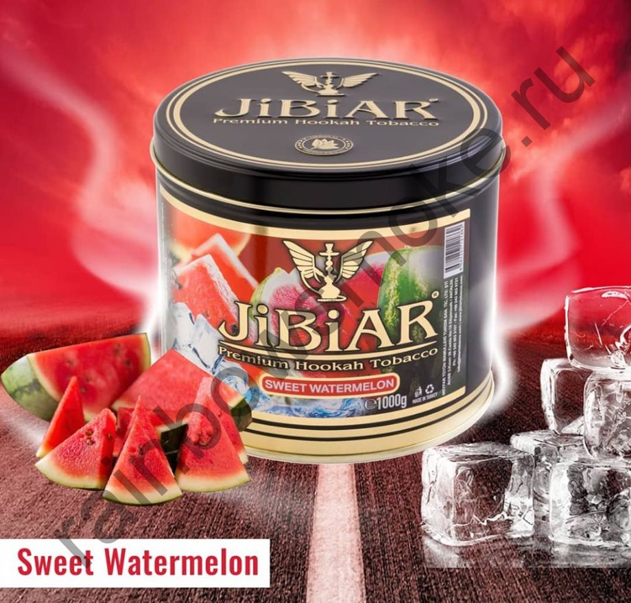 Jibiar 1 кг - Sweet Watermelon (Сладкий Арбуз)