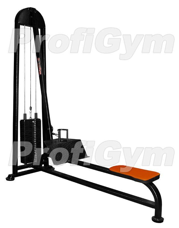 ТГ-0190-С Тренажер Горизонтальная тяга (120 кг) серия Classic
