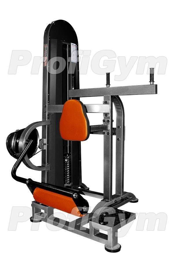 ТГ-014К Тренажер для бицепса бедра стоя (65кг) серия Premium