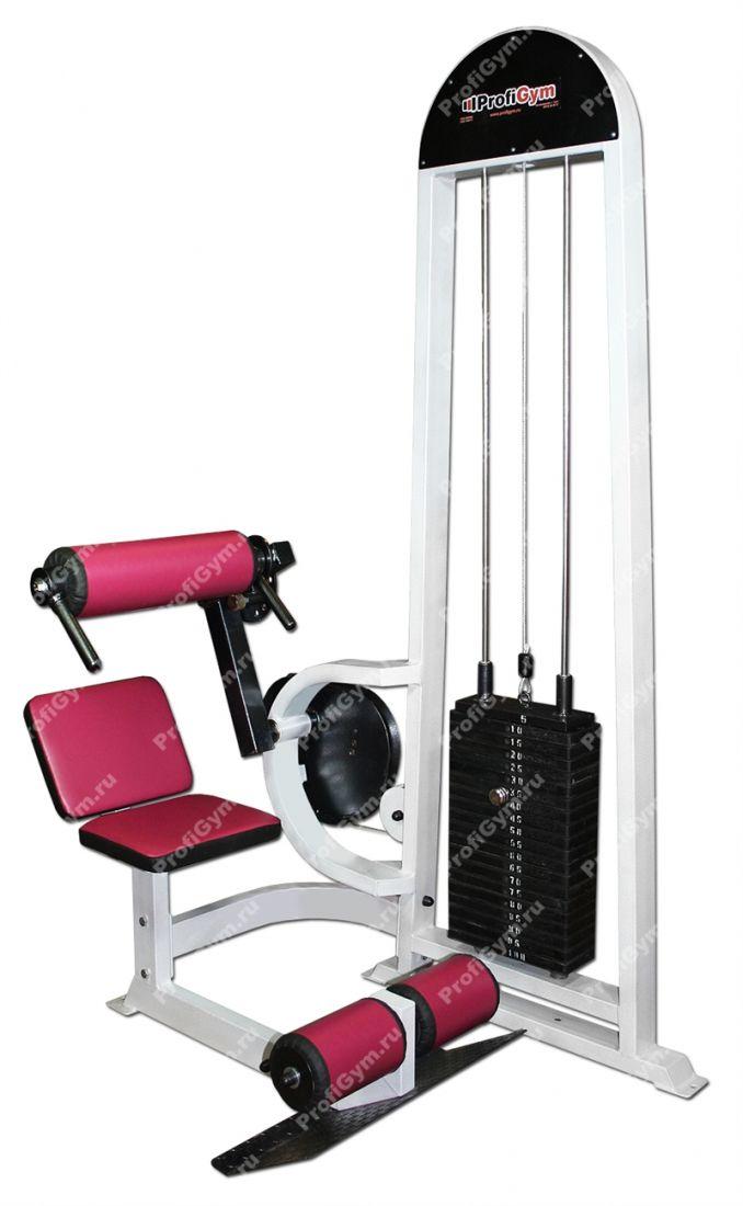 ТГ-0340-С Тренажер для разгибания спины серия Classic