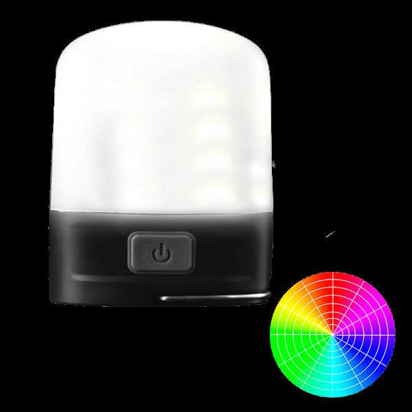 Кемпинговый фонарь, ночник Nitecore LR10 Черный