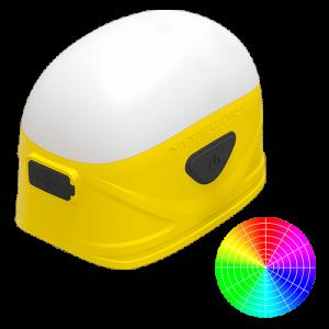 Кемпинговый фонарь Nitecore LA30 Желтый