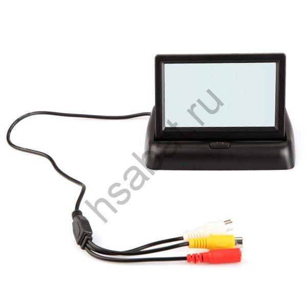 """4.3 """"Складной цветной TFT LCD монитора автомобиля K882"""