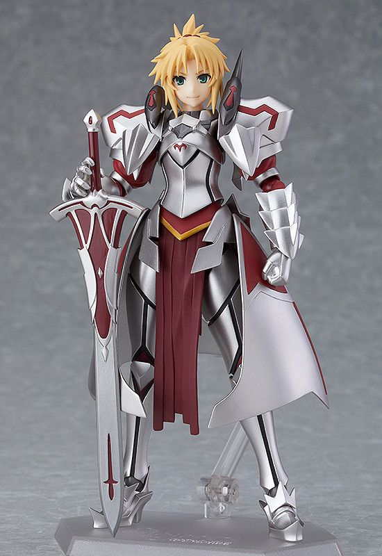 "Figma Fate - Saber of ""Red"""