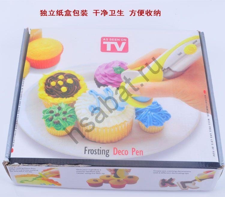 Электрошприц для украшения тортов