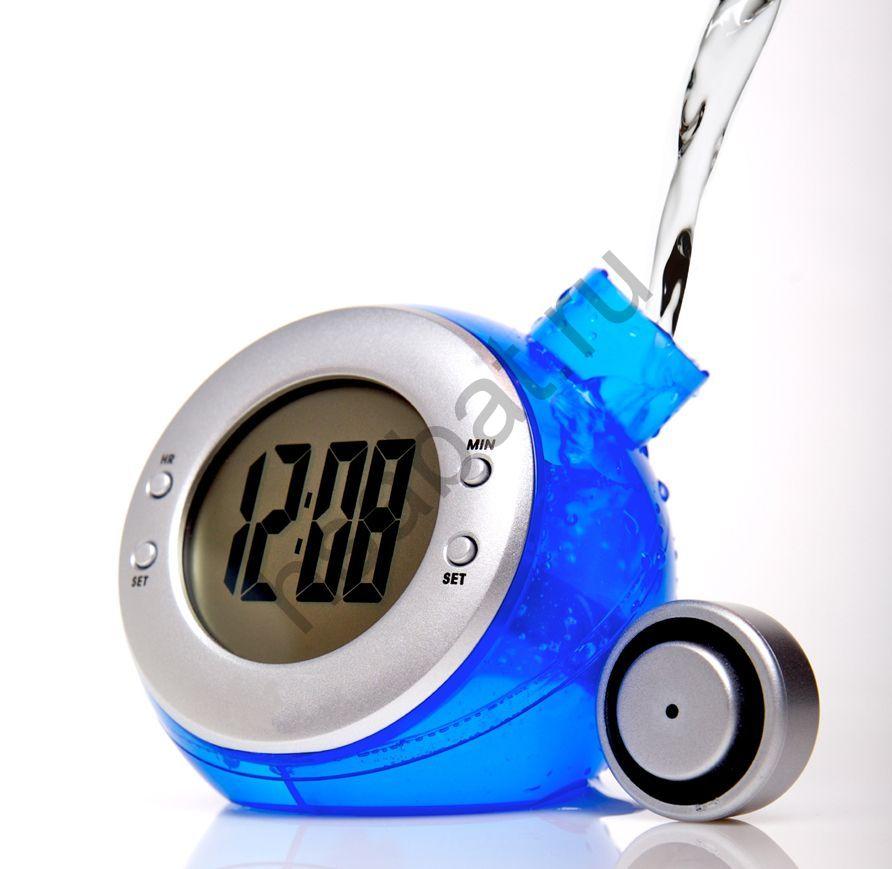 Часы на воде