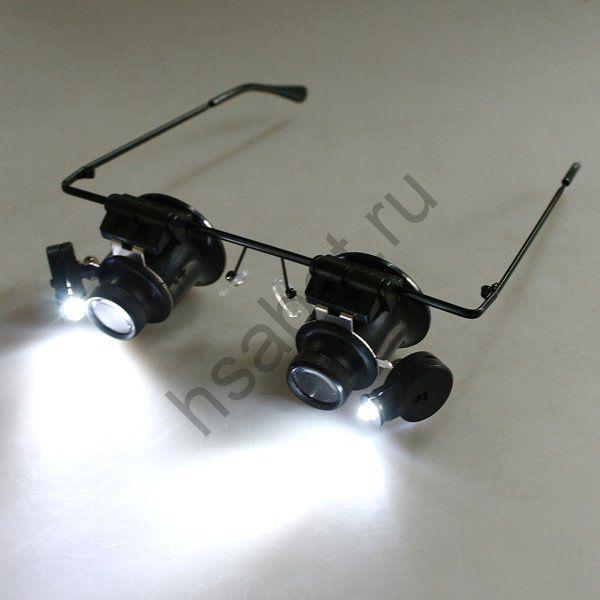 Лупа очки