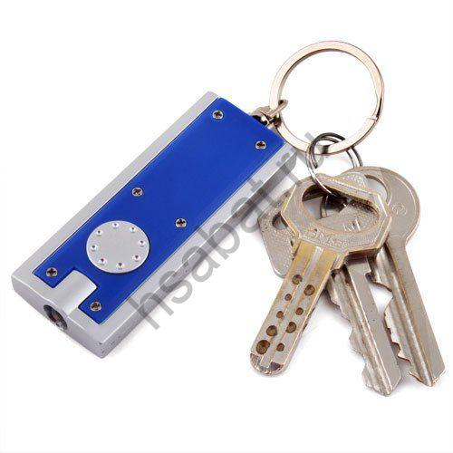 Брелок для ключей со светодиодным фонариком