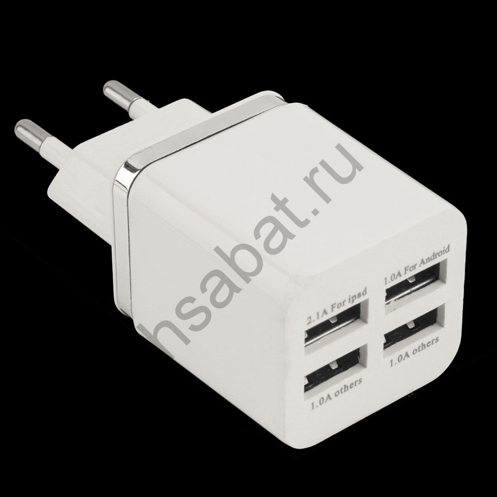 Адаптер 4 Порта USB