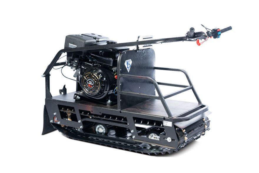 Мотобуксировщик Бурлак-М2 RS