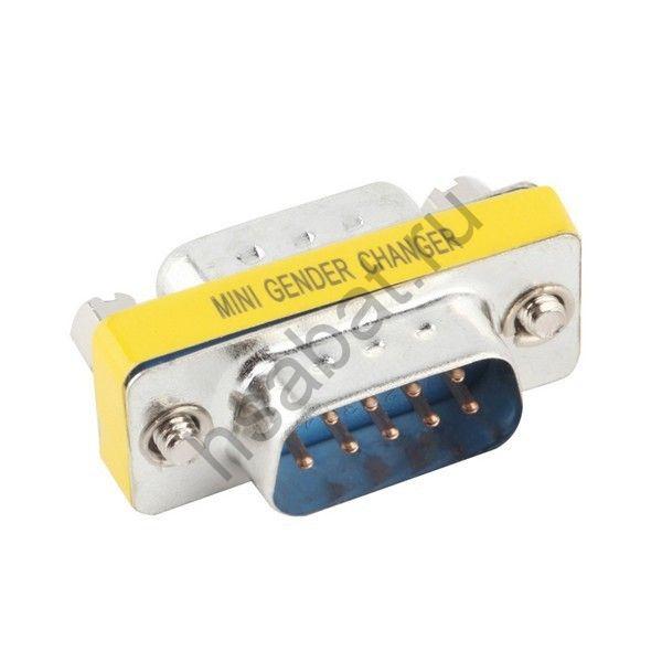 9 контакт. RS-232 DB9