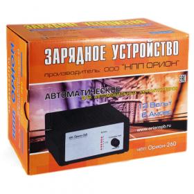 Зарядное устройство Орион-260