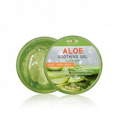 ЛИКВИДАЦИЯ! EYENLIPГель для тела с  экстрактом алое Aloe Soothing Gel 300ml 300мл
