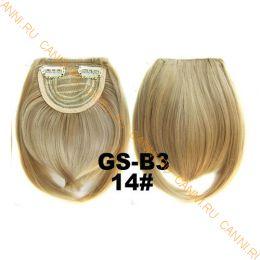 Искусственные термостойкие волосы - Челка №014 - 30 гр.