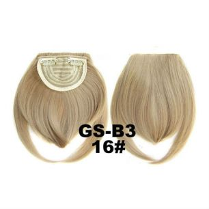 Искусственные термостойкие волосы - Челка №016 - 30 гр.