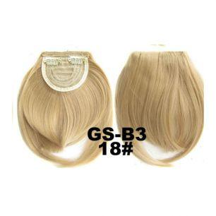 Искусственные термостойкие волосы - Челка №018 - 30 гр.