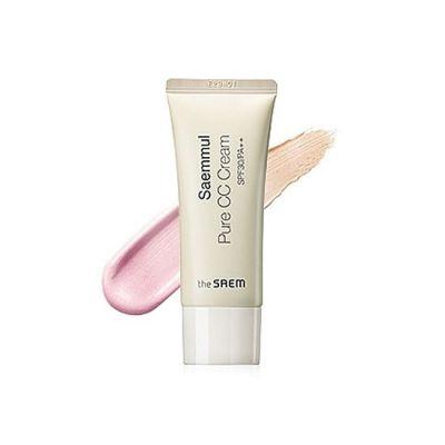 СМ Saemmul Крем СС чистый SPF30 Saemmul Pure CC Cream SPF30 PA++ old 40мл