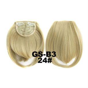 Искусственные термостойкие волосы - Челка №024 - 30 гр.