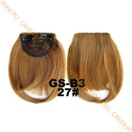 Искусственные термостойкие волосы - Челка №027 - 30 гр.