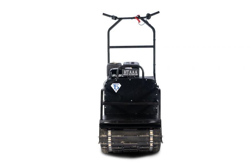 Мотобуксировщик Бурлак-М2 LRS