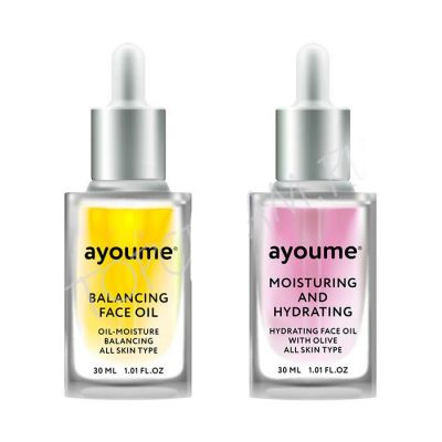 Масло для лица восстанаваливающее AYOUME Face oil 30мл