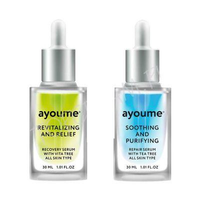Сыворотка для лица AYOUME serum 30мл