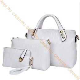 Набор сумок L-03.7 Белая