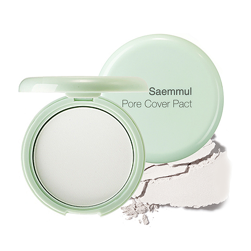 Корейская Пудра компактная Saemmul Perfect Pore Pact SAEM