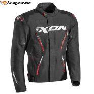 Мотокуртка Ixon Mistral, Черный/красный