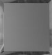 Квадратная зеркальная графитовая матовая плитка с фацетом 10мм КЗГм1-02 20х20