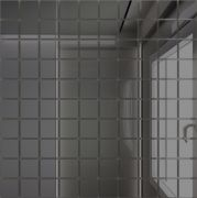 Мозаика зеркальная Графит Г25 ДСТ 30x30 (2,5х2,5)