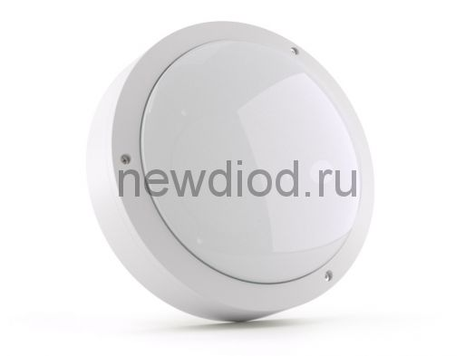 Светильник светодиодный влагозащищенный 10W 5000K IP54 1200Лм 150х60мм белый Uniel