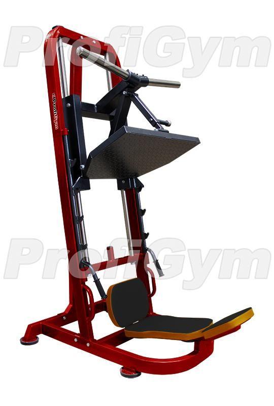 ТД-004Р Вертикальный тренажер для жима ногами серия Rubin